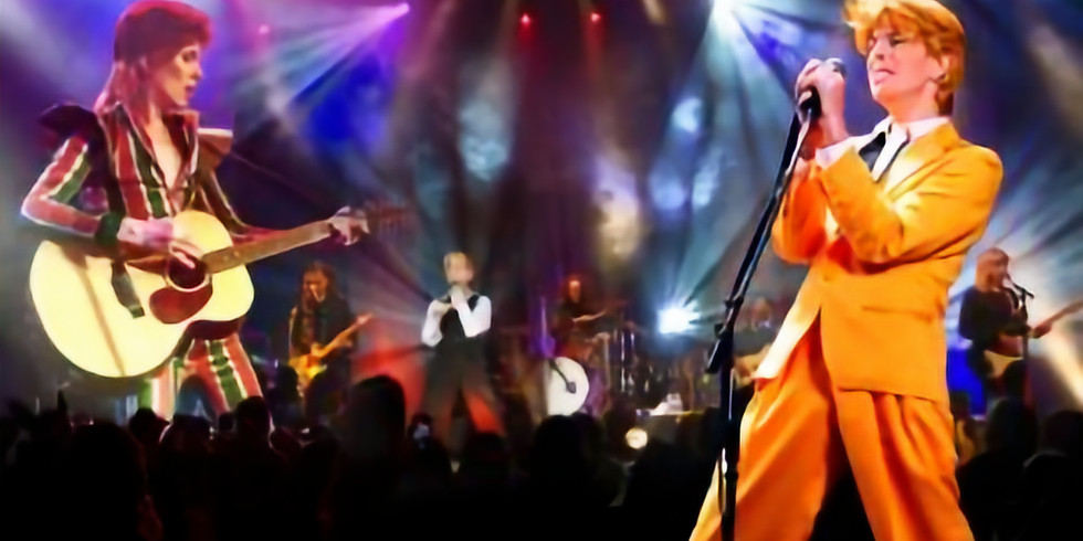 Space Oddity - David Bowie Tribute Band