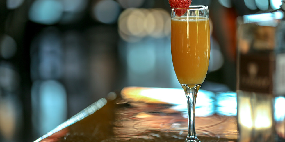 Mimosa Brunch - New Year's Day
