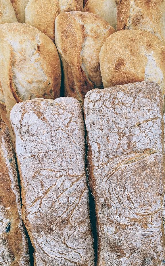 Baguette and Olive Loaf.jpg