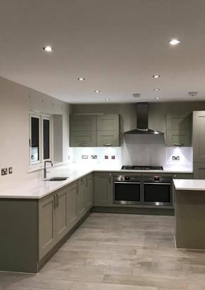 Clean Kitchen Area