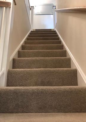 Clean Staircase