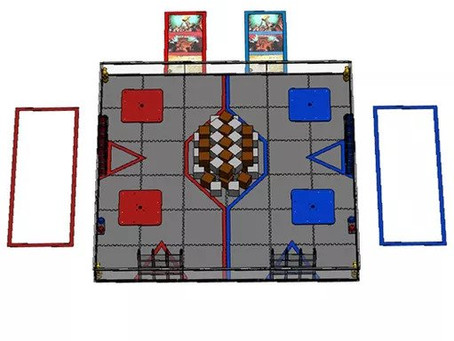 Meeting the Game board