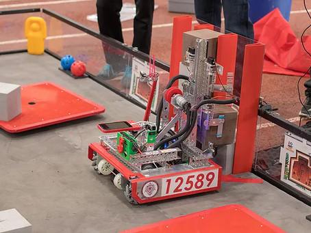 Robotics Qualifier @ Lexington High School