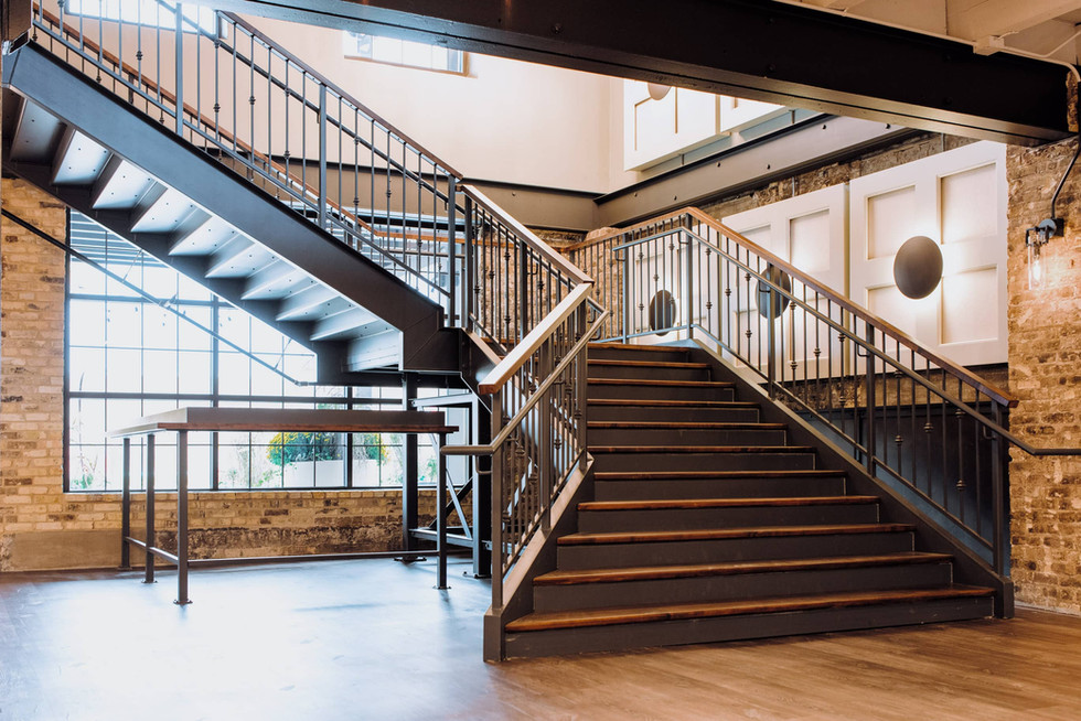The Gage Grand Staircase