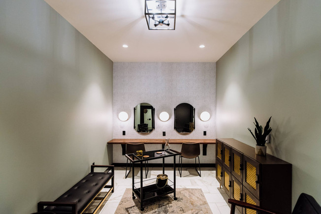 The Gage Groom Suite