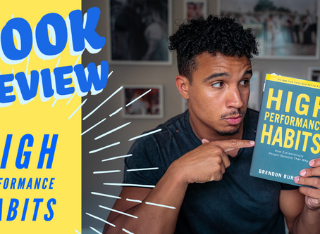 High Performance Habits Book Review