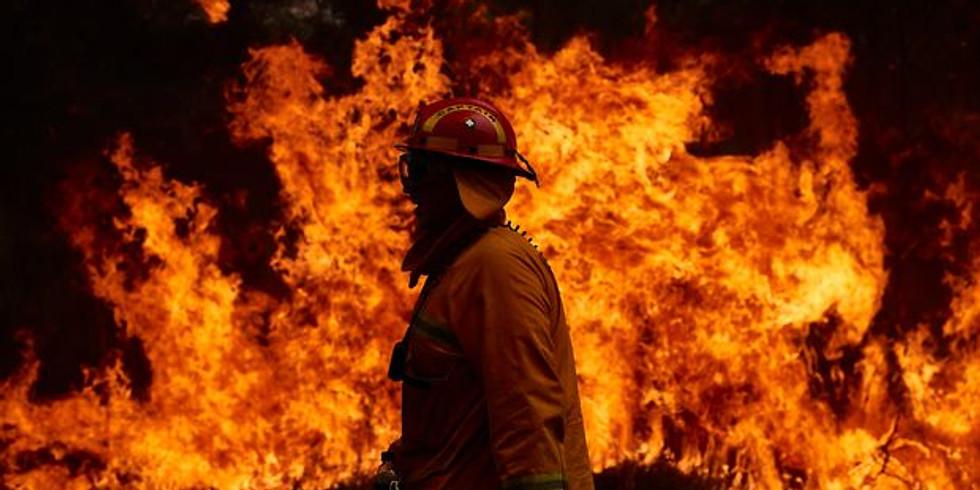 Australian Wildfire Workout Event