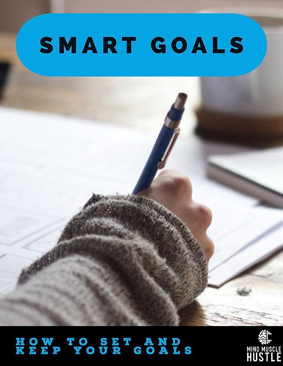 SMART goals guide!