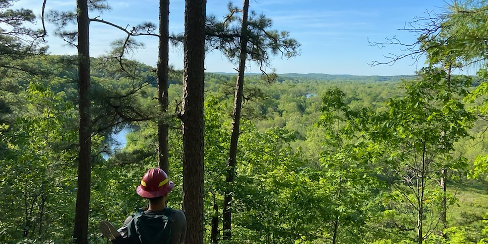 Eagle Bluff Trail Workday