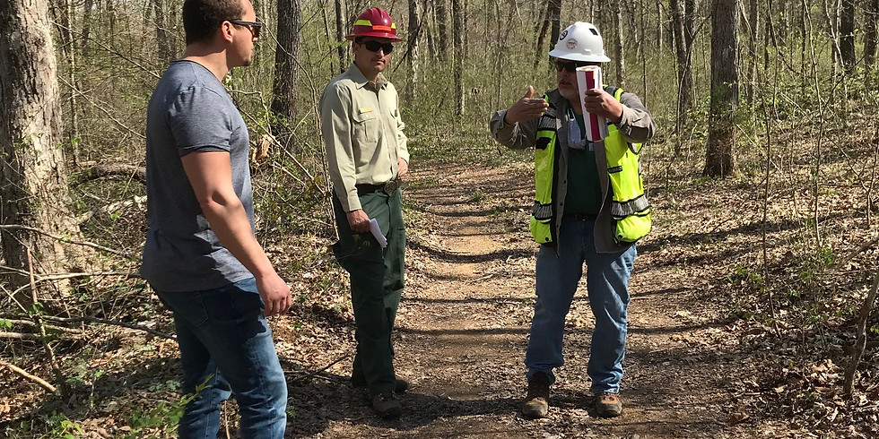 Wolf Creek Trail System Workday