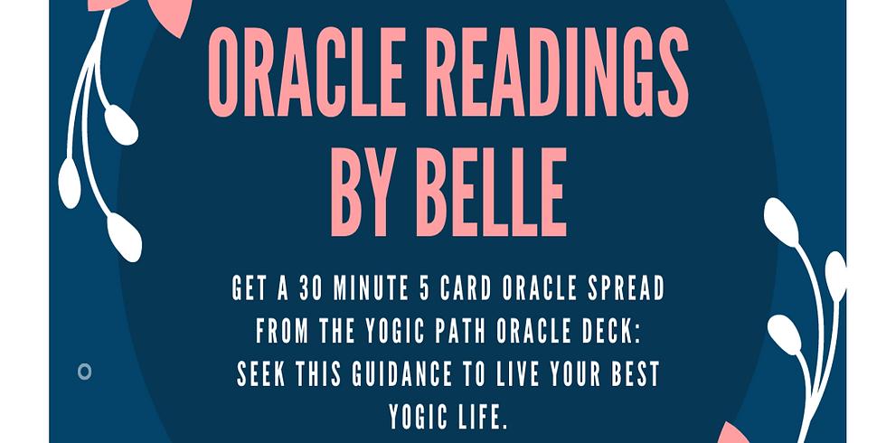 ORACLE READINGS by BELLE