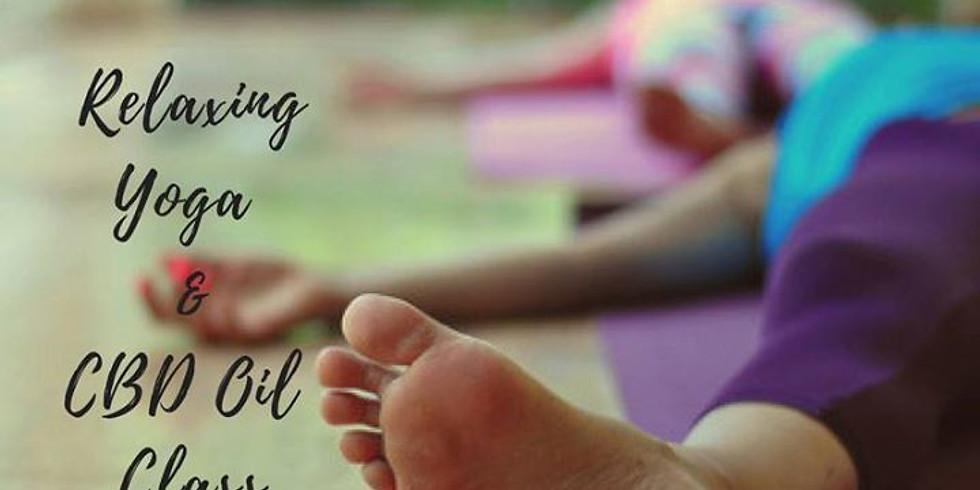 CBD & Yoga with Dawn & Kirsten $15