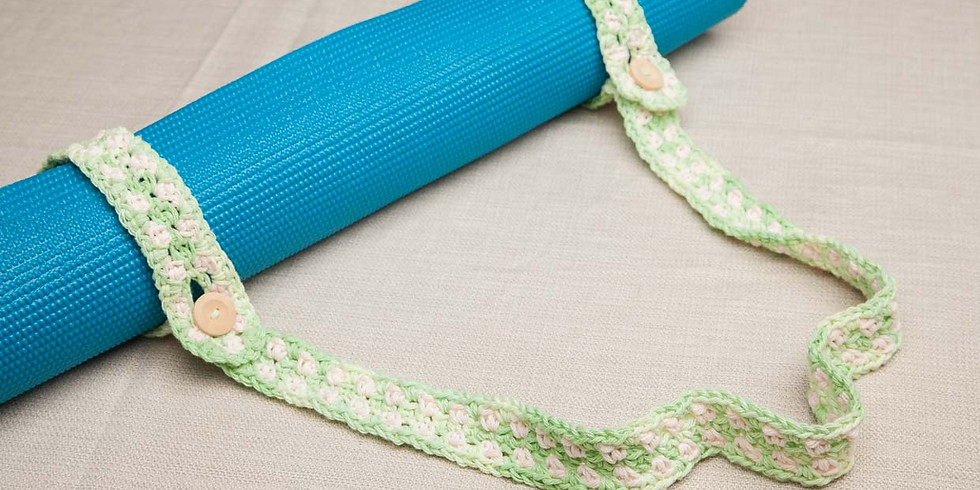 Namaste Crochet Free  (every 2nd Monday of the month)