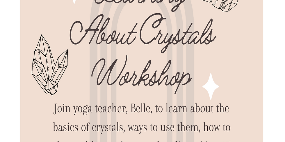 Learning about Crystals with Belle
