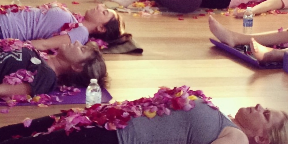 Pampering Yoga with Dawn