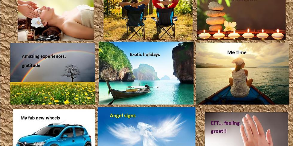 Angelic Vision Board with Cyndi $30