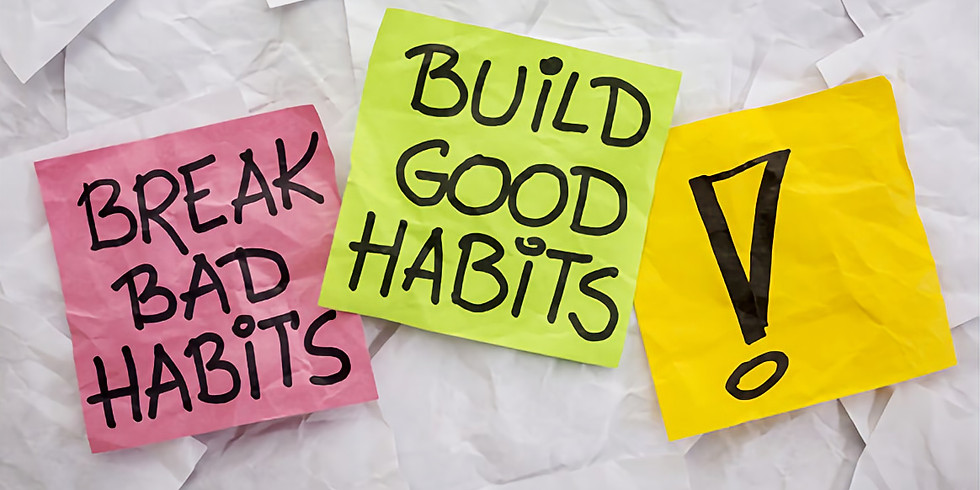 New Habits | New Year with Doreen $25