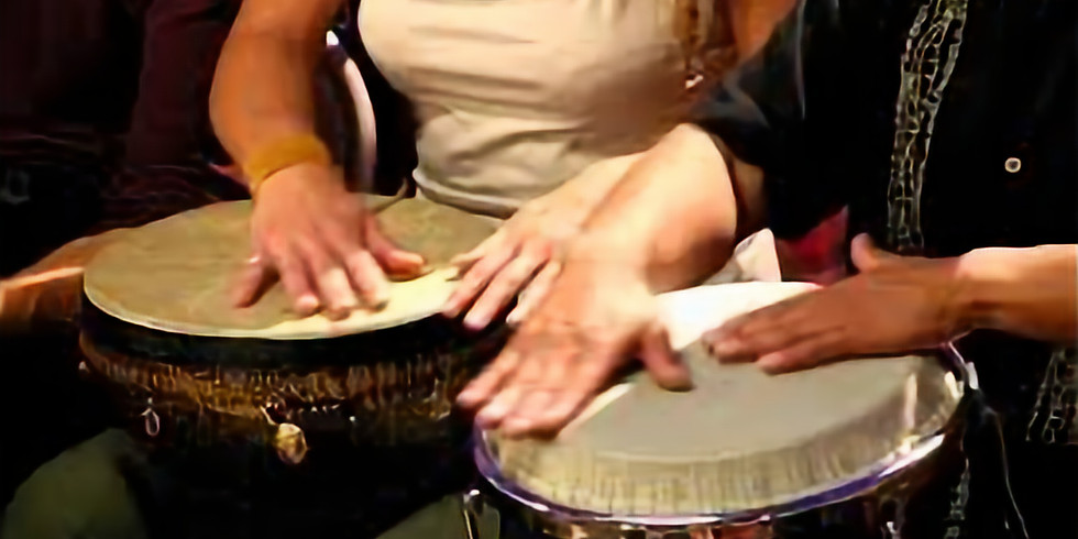 Monthly Drum Circle with Angel & Friends