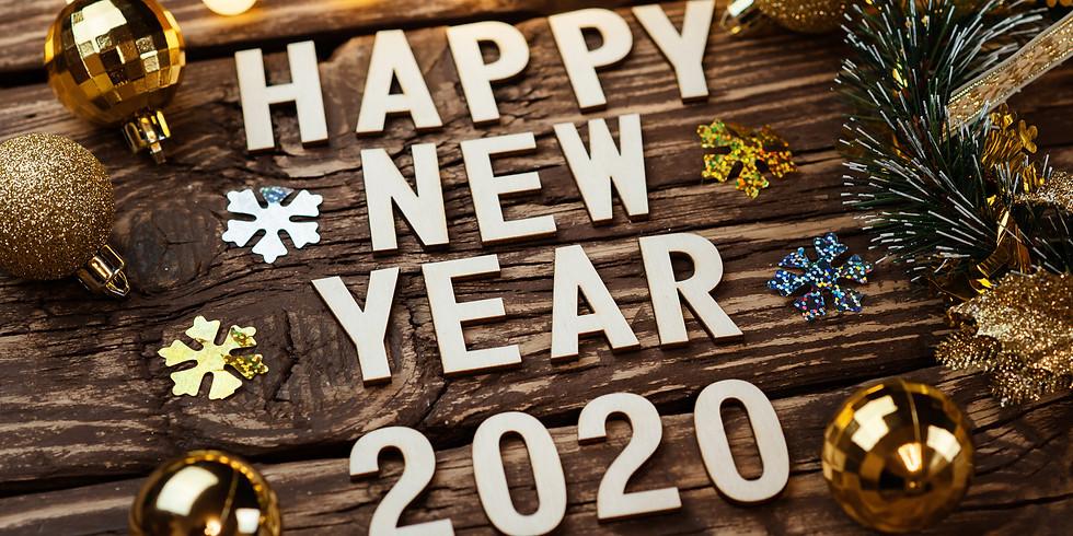 New Years Day Yoga