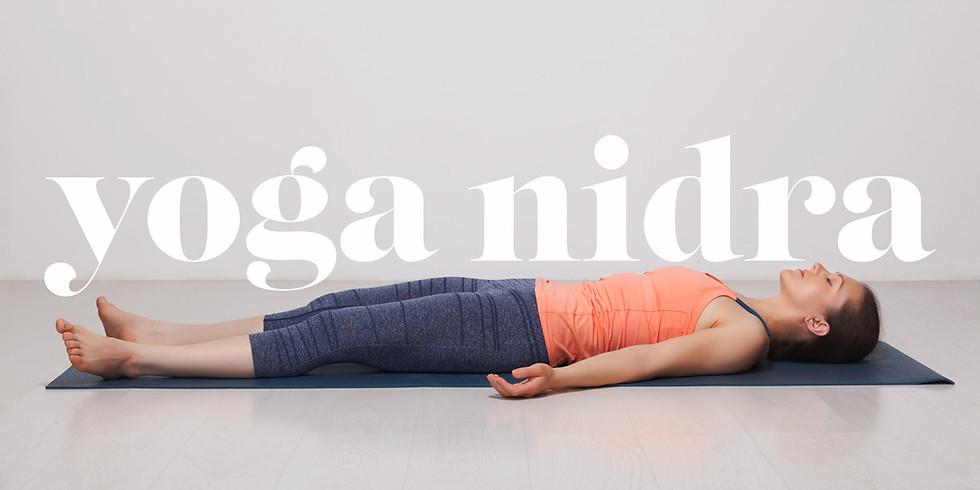 Yoga Nidra with Dawn