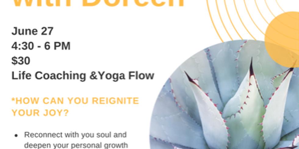 SPIRITUALITY & YOGA with DOREEN