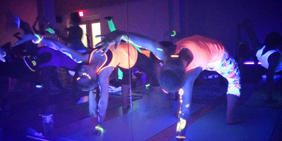 Glow with the Flow - 108 Sun Salutations with Jackie & Anthony