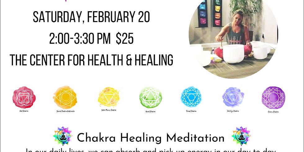 Chakra Healing Meditation with Jaimie Zazzara