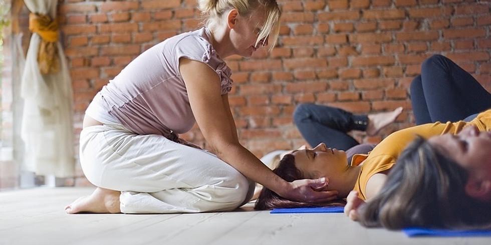 Reiki & Restorative Yoga with Carolyn