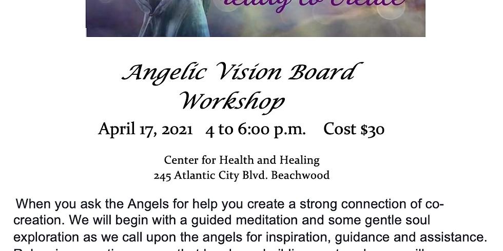 Angelic Vision Board Workshop with Cyndi Skola
