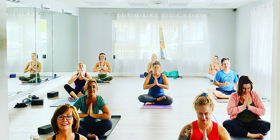 Free Slow Flow Yoga Class
