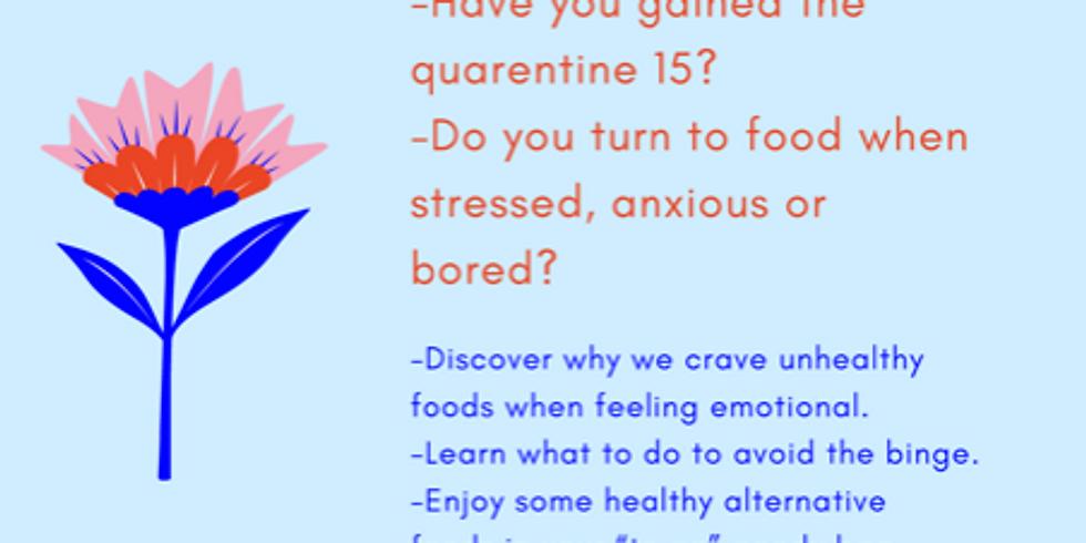 Doreen Presents Emotional Eating