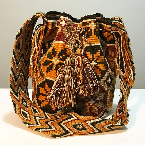 Mochila Wayuu Ref AWTB5