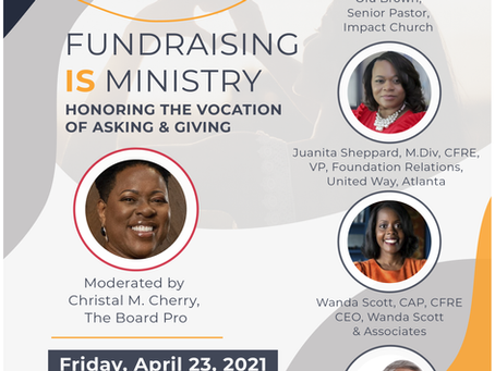 Fundraising and Ministry On-Demand Webinar