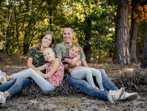 Familie fotografie | Stiphoutse bossen