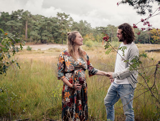 Zwangerschapsfotografie Nicole W fotografie Helmond