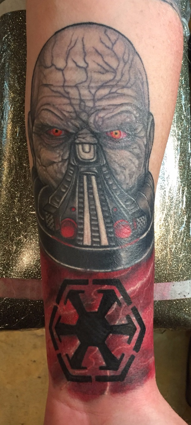 Darth Malgus healed