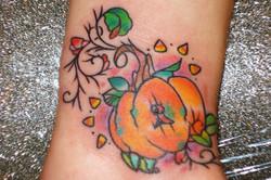 Pumpkin Locket