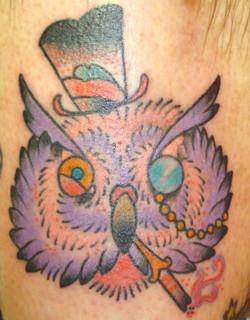 Classy Owl