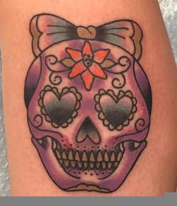 Sweet lil Skull