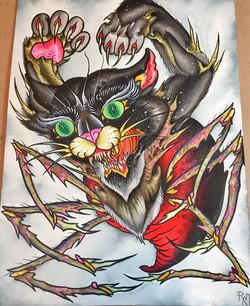 Black Cat Widow