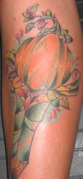 Pumpkin Dagger