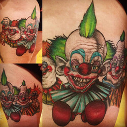 Killer Klowns From Outerspace healed