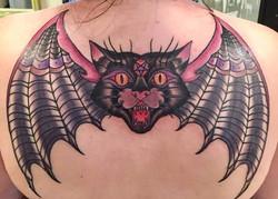 Black Cat Vampire