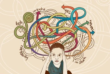 Hypnotherapy and the many faces of anxiety.