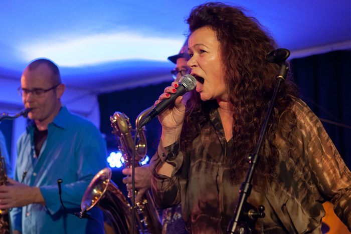 Liliane Michel & WSO Basel