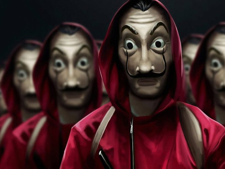 Hype Train: Money Heist Characters if They were Made In Telugu