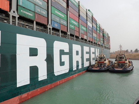 Suez Canal Block: India works out a 4-point plan!