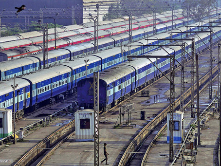 25 trains canceled till 31st May by South Central Railway