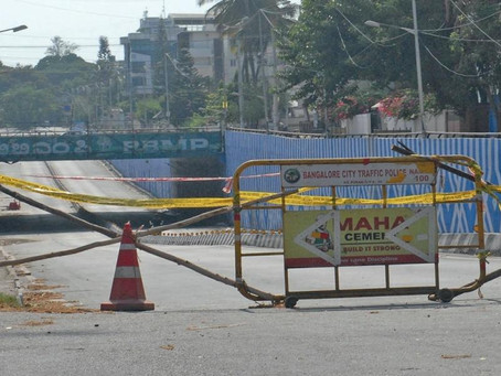 List Of New Containment Zones Added in Vizag