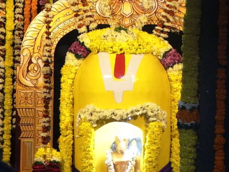 Chief Priest at Simhachalam Devasthanam Suspended